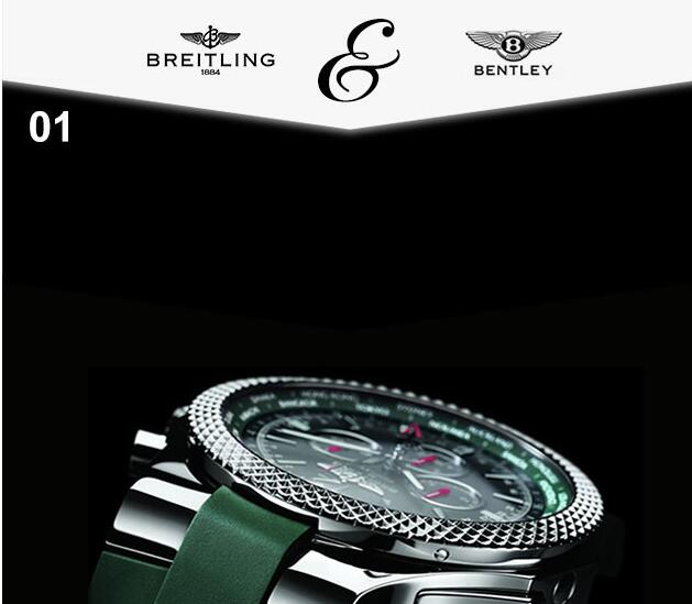 Breitling Bentley Supersports Chronograph Replica Watches And Bentley Continental Supersports Cars