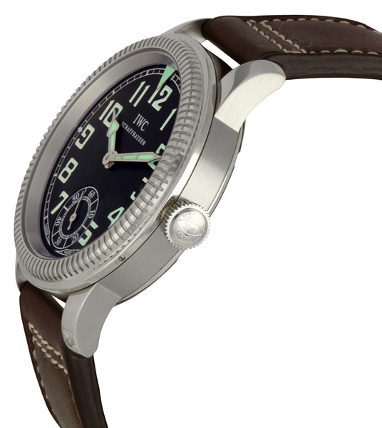 IWC Pilot of brown watch strap replica