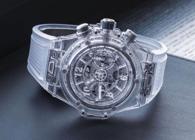 New Hublot Completely See-Through Replica Watches