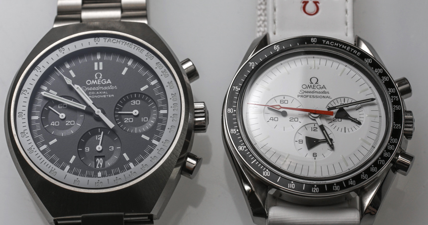 Omega Speedmaster Moonwatch Replica Watches Review-5