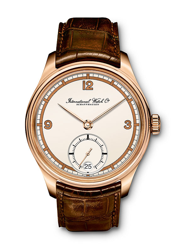 "Replica IWC Portugieser Hand-Wound Eight Days Release ""75th Wedding anniversary"""