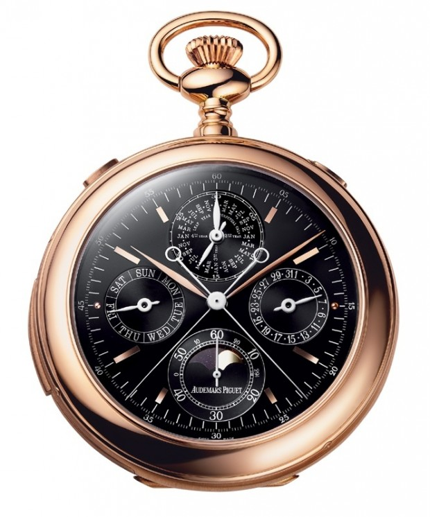 Cheap audemars piguet pocket watch minute repeater replica watch