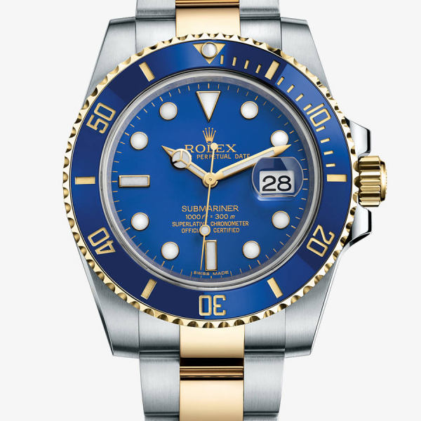 Rolex Submariner Replica Cheap Watches With Blue Dials For Sale