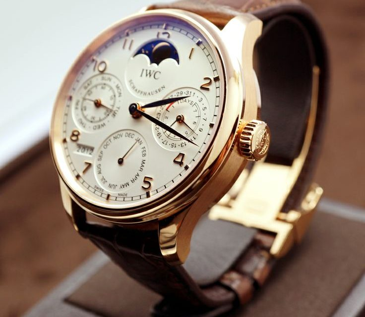 c97895fe5ec IWC Portugieser Perpetual Calendar Replica Watch For You To Choose From