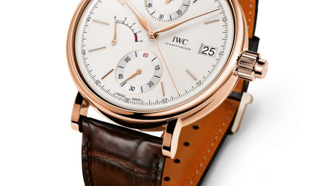 You Will Like The IWC Portofino Hand-Wound Monopusher Chronograph Replica Watches