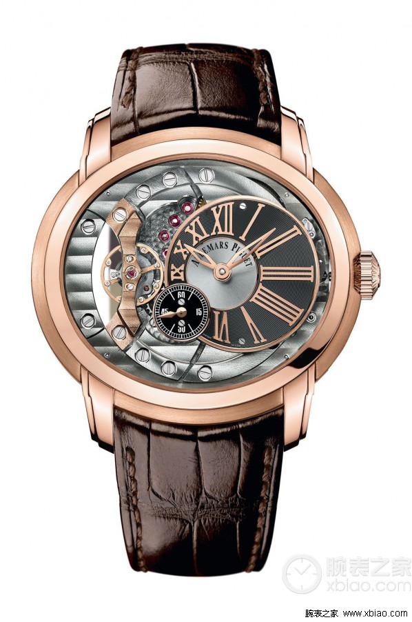Replica audemars piguet millenary tourbillon watch worthy collection of important works (part 1)