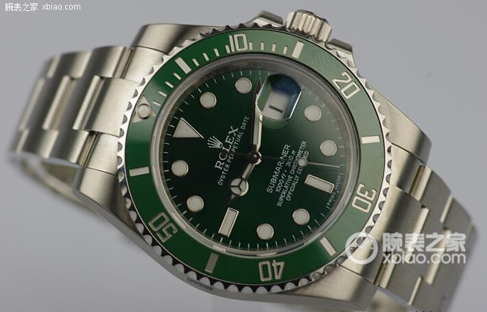 cheap replica rolex submariner green dial steel mens watch