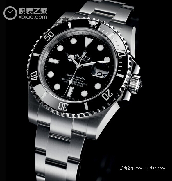 Cheap Replica Rolex Submariner Black Dial Stainless Steel Watch 116610LN