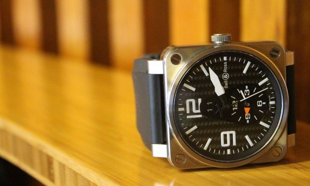 Best Quality Bell & Ross BR 03-51 GMT Titanium Replica Watch