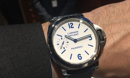 Best Panerai Luminor 8 Days Daylight Replica Watch PAM 650