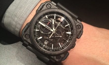 Best Bell & Ross BR-X1 Carbone Forgé Forged Carbon Replica Watch