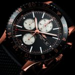 Red Gold Breitling Chronoliner Limited Edition Watch Replica