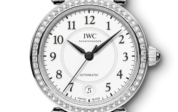Swiss Movement IWC Da Vinci Automatic 36 IW458308 Replica