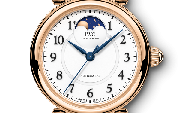 IWC 1:1 Perfectclone Da Vinci Automatic Moon Phase 36 IW459308 Best Replica