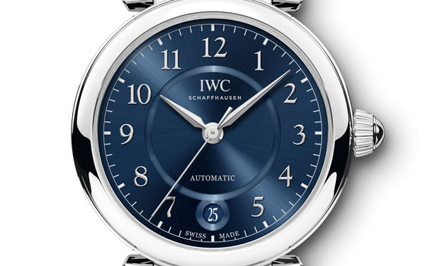 Swiss Movement IWC Da Vinci Automatic 36 IW458312 Top Replica