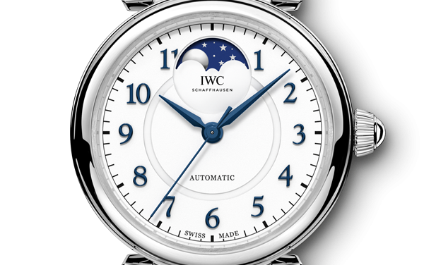 IWC Eta Movement Da Vinci Automatic Moon Phase 36 IW459306 Fake
