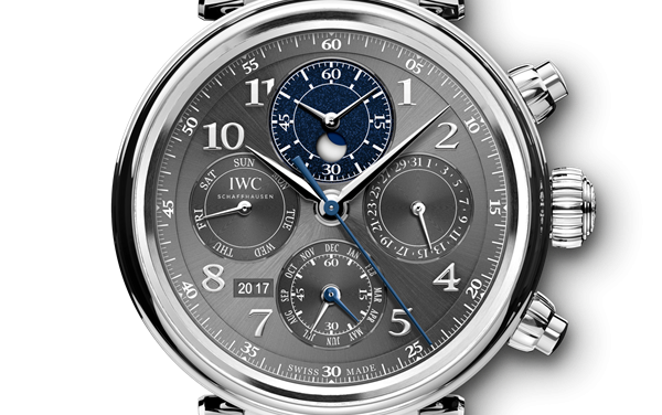 "High Quality IWC Da Vinci Chronograph Edition ""Sport for Good Foundation"" IW393402 Fake Online"