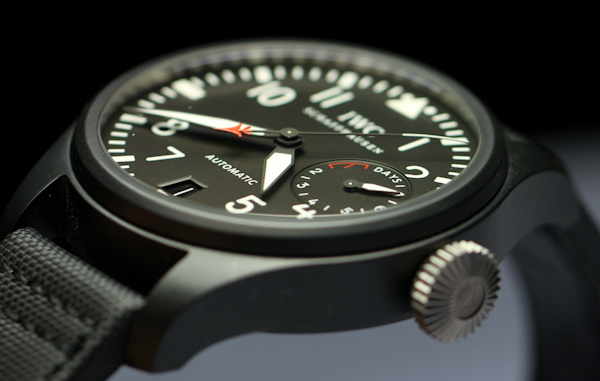 IWC Big Pilot Top Gun Watch Review Wrist Time Reviews