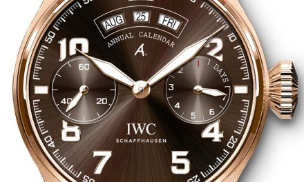 High Grade IWC Big Pilot's Watch Annual Calendar Edition 'Antoine De Saint Exupéry' Watch Online Safe Get Replica Watches