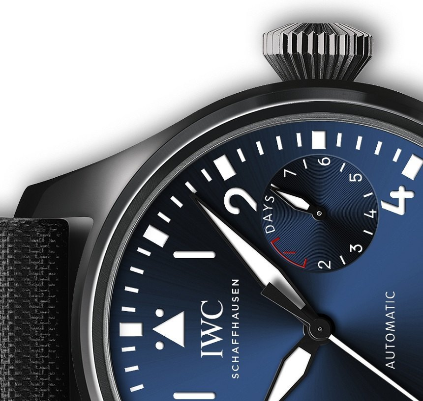 IWC Big Pilot's Watch Edition Boutique Rodeo Drive Watch Releases
