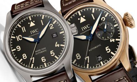Good Quality IWC Mark XVIII Heritage & Big Pilot's Watch Heritage Watches Best Price Replica Watches