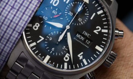 Guide To Buying A IWC Pilot's Watch Chronograph 3777 Timepieces For 2016 Hands-On Guide Replica Watches Trusted Dealers