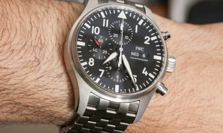 Top 10 IWC Pilot's Watch Chronograph Watch Review Buy Online Swiss Made Replica