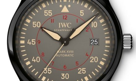 Discount IWC Pilot's Watch Mark XVIII Top Gun Miramar & Chronograph Top Gun Miramar For Sale Replica