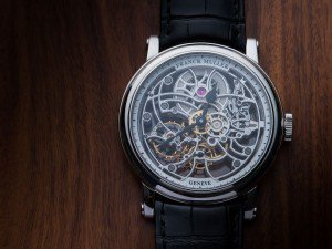 Haute Watch Of The Week: Franck Muller Round Skeleton