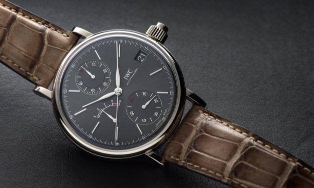 Do You Buy 24 Gift Ideas: IWC Portofino Hand-Wound Monopusher Chronograph Low Price Replica