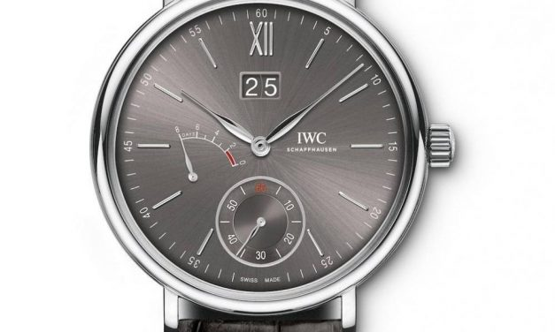 Good Quality Close Up: IWC Portofino Hand-Wound Big Date Swiss Movement Replica Watches