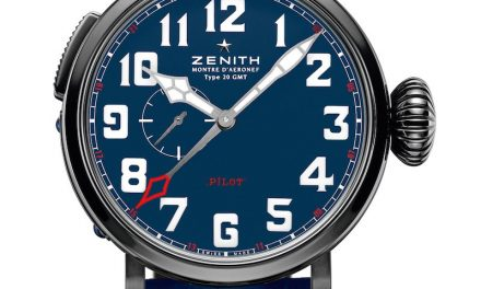 Legality Of Buying True Blue: Zenith Unveils North America Special-Edition Pilot Watches Just in Time for 4th of July Replica Suppliers