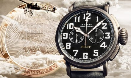 Swiss 7750 Valjoux Baselworld 2017: New Bronze Zenith Pilot Extra Special Chronograph Replica Guide Trusted Dealers