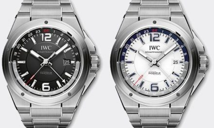 Top 10 IWC – Ingenieur Dual Time Replica Clearance