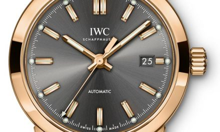 Where Can I Buy IWC – The Ingenieur brought back to its roots Replica Trusted Dealers