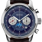 Bremont 1918 Limited Edition Chronograph GMT Watch Replica Watches Essentials