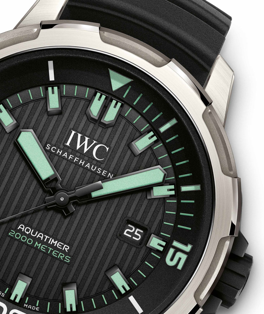 IWC Aquatimer Watches For 2014: Charles Darwin, Galapagos Islands, Bronze, The Deep Three, And A Perpetual Calendar Watch Releases