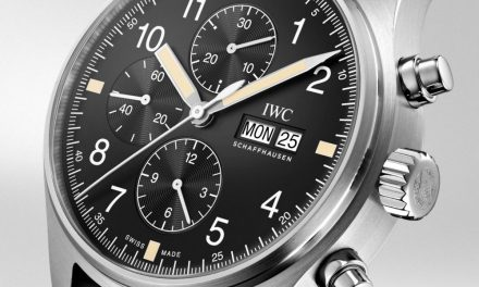 Grade 1 Replica Watches IWC Pilot's Watch Chronograph Online Boutique Edition