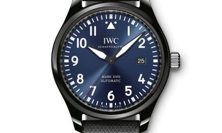 Perfect Clone Online Shopping IWC Pilot's Watch Mark XVIII Edition 'Laureus Sport For Good Foundation'
