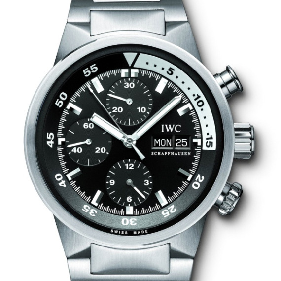 Bill Paxton Wears IWC Aquatimer Chrono-Automatic Watch In Big Love Season 3 Featured Articles