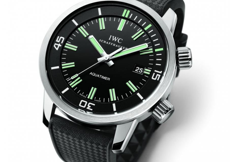 Replica Buyers Guide IWC Vintage Aquatimer Watch Looks Classic Good, Reminds You Of If Diving Were N't As Safe