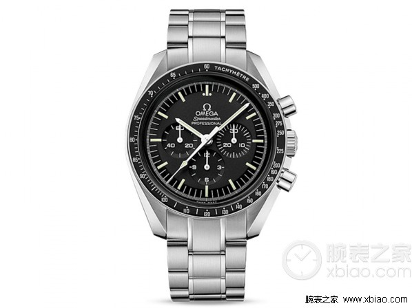 cheap replica Omega speedmaster professional moon black dial steel recommend