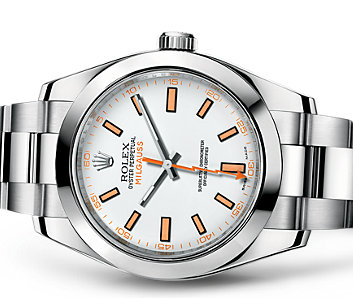 Best Rolex Milgauss Replica Watches With Steel Bracelets