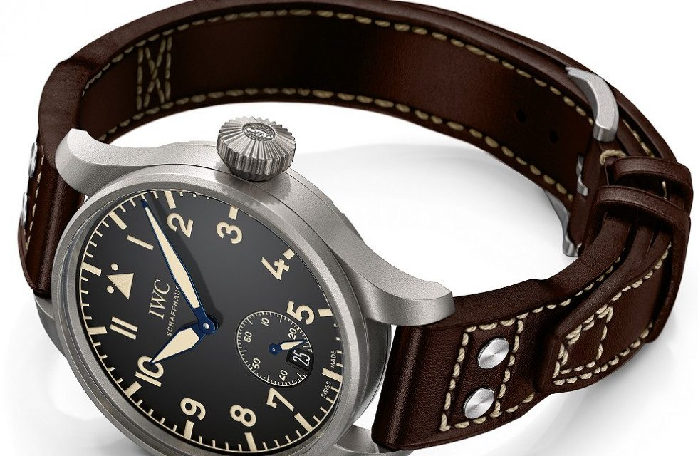 Best Quality IWC Big Pilot's Heritage Watch Replica For Sale
