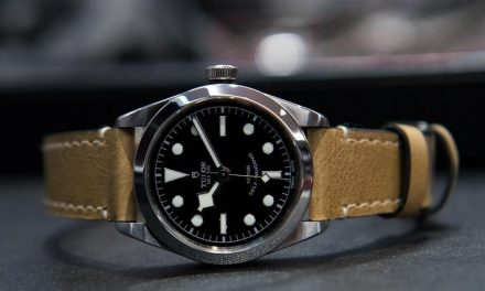 Best Tudor Heritage Black Bay 36 Replica Watch ref. 79500