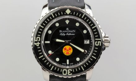 Best Blancpain Fifty Fathoms 'Tribute To Fifty Fathoms' Replica Watch