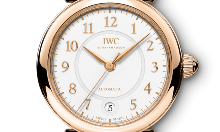 IWC Eta Movement Da Vinci Automatic 36 IW458309 For Men Replica Watches