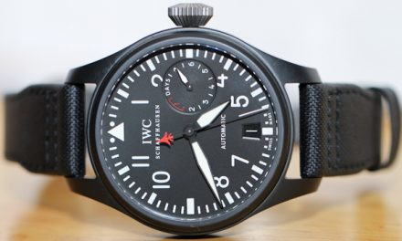 Best Quality IWC Big Pilot Top Gun Watch Review Suppliers For Perfect Clone Watches