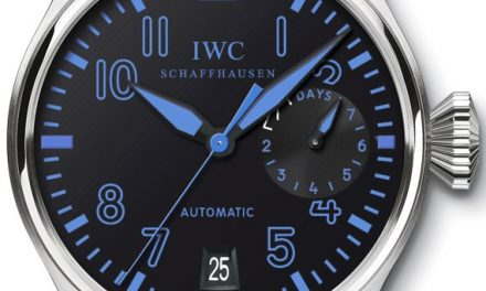 Where Can I Buy IWC Big Pilot Watch In Blue For North American Boutique Shops Japanese Movement Replica Watches
