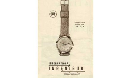 Who Makes The Best IWC – IWC Ingenieur: true grit and a fighting spirit Replica Buyers Guide